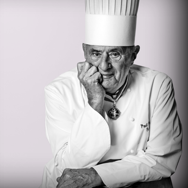 Paul Bocuse, famous French cook is from Lyon